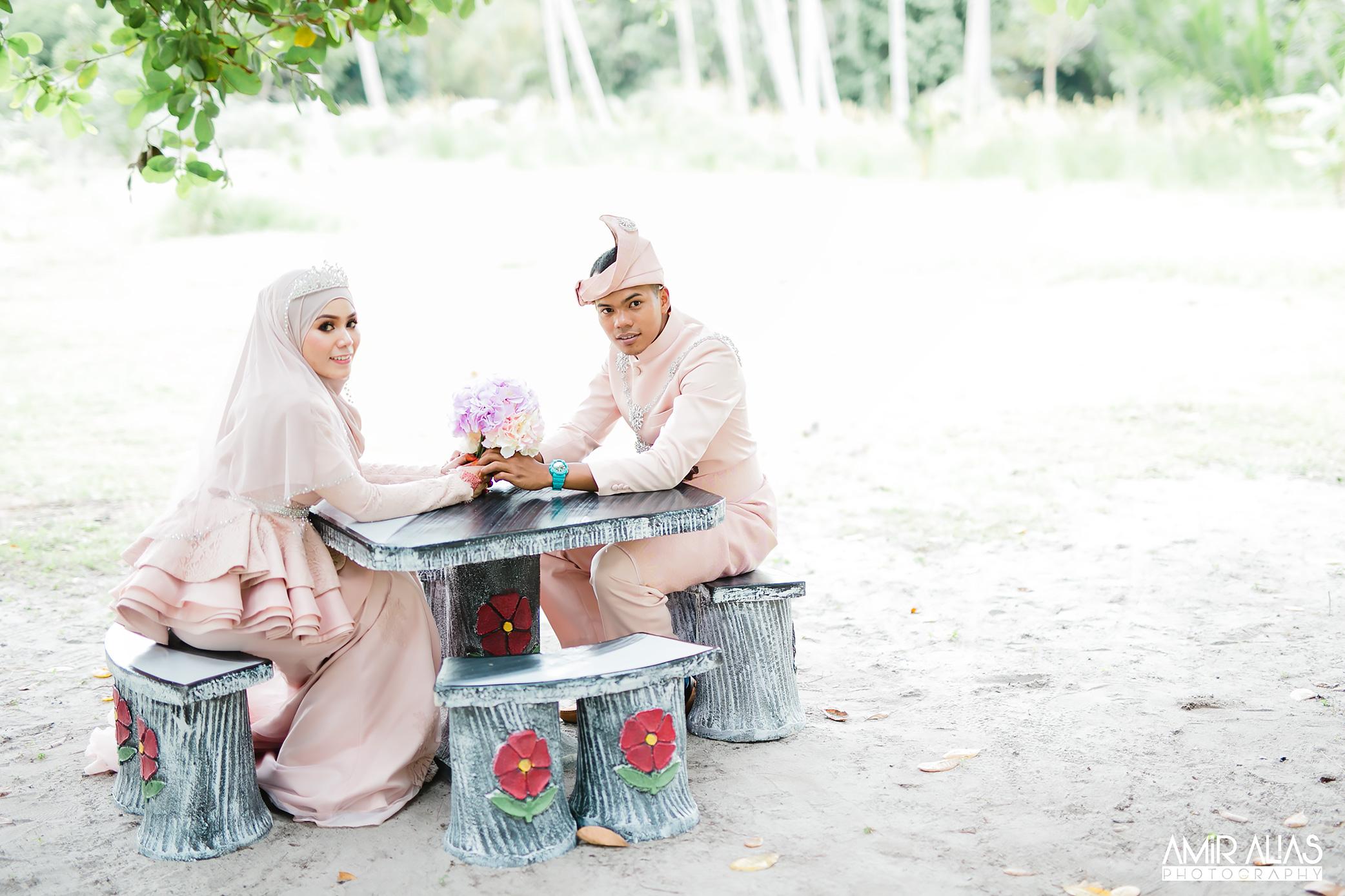 jurugambar perkahwinan kulim